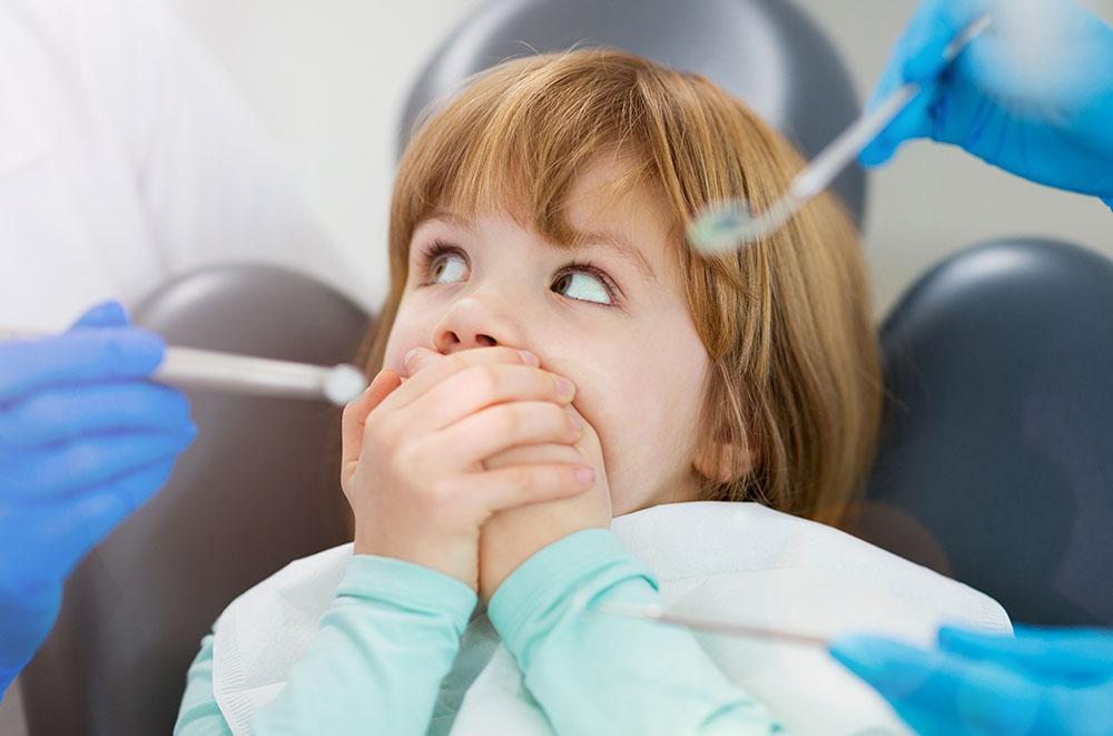 sedación consciente para niños