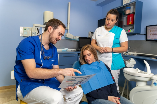 Protocolos de tratamiento periodontal